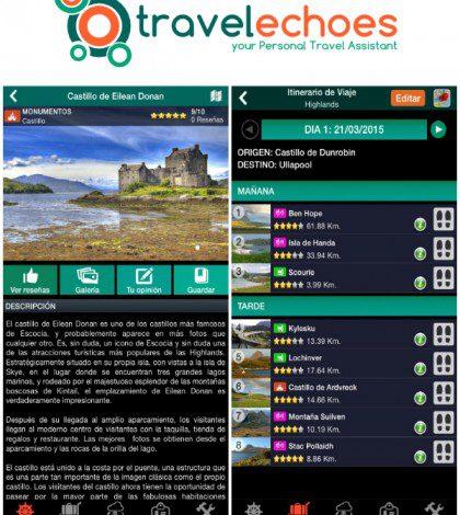 TravelEchoes - Upitravel