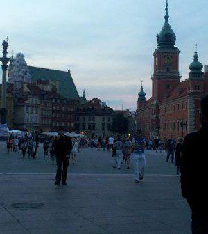 Varsovia con Upitravel y airberlin