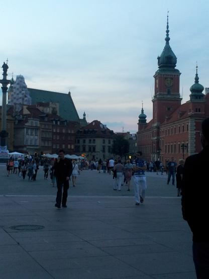 varsovia upitravel – blog trip