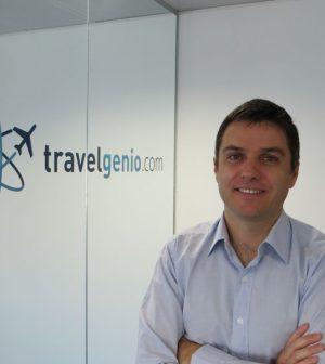 Mariano Pelizzari, CEO y fundador de Travelgenio
