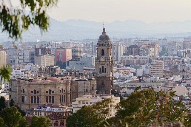 Malaga – Upitravel Pixabay