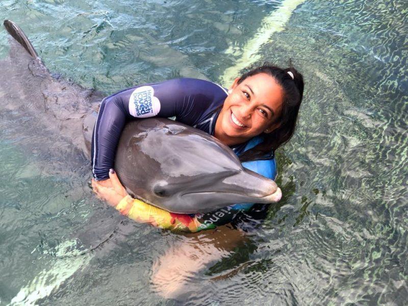 Nado con delfines – IP