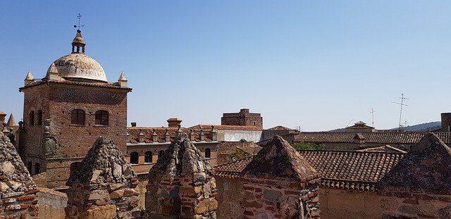 ciudad medieval caceres – IP