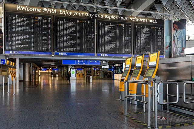 Aeropuerto Frankfurt – IP