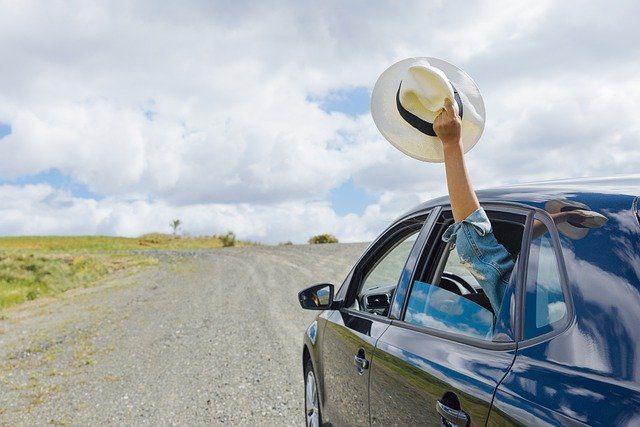 viajar en coche – IP